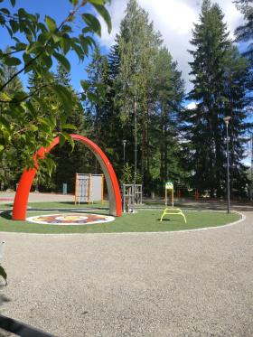 Pupuhuhdan toimintapuisto Jyväskylä